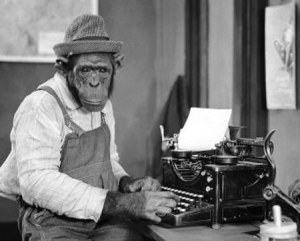 monkeys-typing